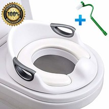 Potty Training Seat, HOOMALL Toilet Seat for Toddlers Kids Boys Girls wi... - $20.94