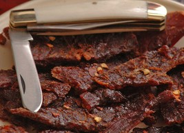 BEST Premium Kippered Cut Bit Thicker Style Tender 2 OZ. Beef Jerky - No Pres... - $6.95