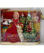 Mattel Barbie A Christmas Carol - Eden Starling and The 3 Christmas Spir... - $74.24