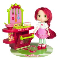 Strawberry Shortcake Berry Cafe Doll Charlotte Bandai - $20.00