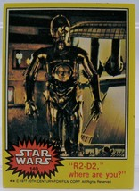 1977 Star Wars Series Three (Yellow Border) Trading Card #140 C-3PO - $0.98