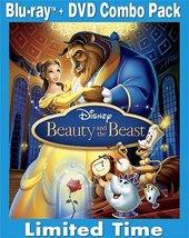 Disney Beauty and the Beast (Three-Disc Diamond Edition Blu-ray/DVD Combo)
