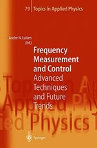 Frequency Measurement and Control: Advanced Techniques and Future Trends... - $54.67