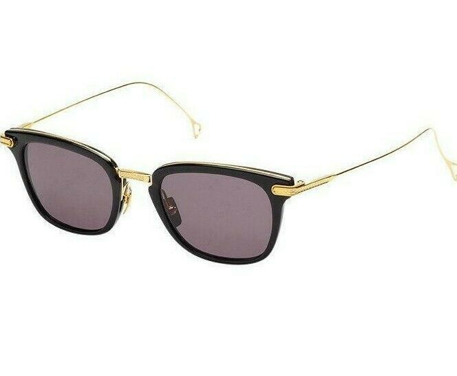 DITA STATESIDE 18K Gold Plated Black DRX2066 Titanium Sunglasses 2066 A-T-BL