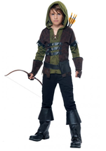 Robin Hood Costume - Child's - $24.95