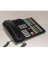 Meridian NorTel M7324 Black Business Phone Office Telephone Northern Tel... - $24.49