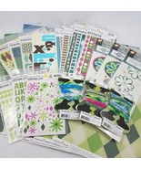 Large Scrapbooking Supplies Lot Imagination Project Gin-X Paper Art Tape... - £17.87 GBP