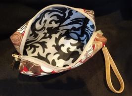 Clutch Bag/Wristlet/Makeup Bag - Chocolate candies on red image 5