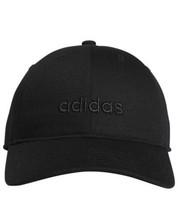 Adidas Contender OSFA Black On Black Cap Dad Hat Strapback Vented ClimaLite - $21.78