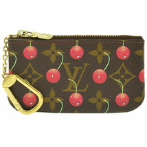 LOUIS VUITTON Cherry Pochette POCHETTE CLES COIN CASE M95042 Used Excell... - $681.82