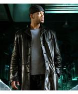 I Robot Will Smith Leather Coat/Jacket - $98.99 - $138.59