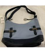 Giani Bernini Colorblock Bridle Leather Hobo MSRP $169.50 - $48.46