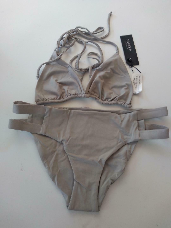 Tavik Sand Dune Chloe  Full Bikini Set Size Small