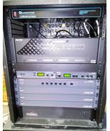 Video Audio Lowell Cabnet Rack Pro Equipment Gear Case Extron Quantum Te... - $1,140.94