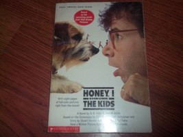Honey, I Shrunk the Kids by B. B. Hiller (1989, Paperback) - $4.99