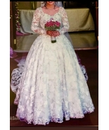 YSA MAKINO WEDDING DRESS - $2,600.00