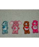 Set of 4 Care Bears From Care Bear Blind Bags Pack #4 - $25.00