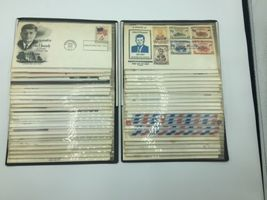 Vtg Worldwide USA JFK John F Kennedy Postage Stamp First Day Cover Lot Robert image 3