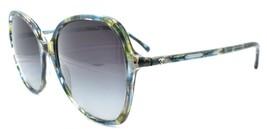 Chanel 5344 c.1522/S6 Women's Sunglasses Green Tortoise / Black Gradient... - $144.44