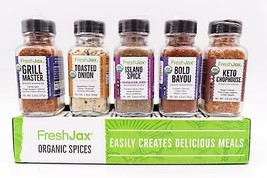 Organic Keto Grilling Spices Gift Set - $24.99