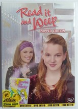 DVD  -  READ  IT  AND  WEEP  -  ( ZAPPED  EDITION )  -  MOVIE - $3.00