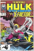 The Incredible Hulk Comic Book #336 Marvel Comics 1987 NEAR MINT - $16.39
