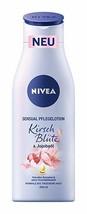 Nivea Cherry Blush & Jojoba Oil lotion 250ml FREE SHIPPING - $14.84