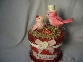 My Valentine Love Bird's Box  image 1