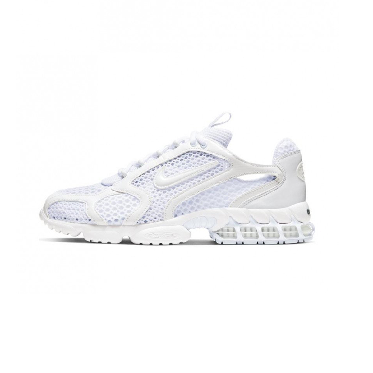Primary image for Nike Air Zoom Spiridon Cage 2 (Triple White/ White) Men 8-13