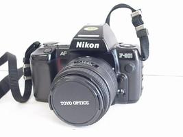 Vintage Nikon F-801 35 mm Camera w/Sigma 28-70 mm  1:3.5-4.5 Lens - $395.99