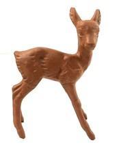 "RARE Hummel Goebel Brown Deer Fawn Bambi 4 1/2""H x 3""L Figurine TMK-5 - $99.99"