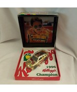 Matchbox White Rose Super Stars Awards 1996 Kellogg's Champion Terry Lab... - $4.70