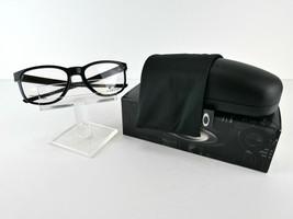 Oakley Cloverleaf MNP(52) OX 8102-0252 Polished Black 52 x 18 Eyeglass Frames - $84.60