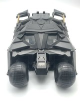DC Hero Zone Mattel The Dark Knight Batman Stealth Launch Batmobile M1113 - $39.60