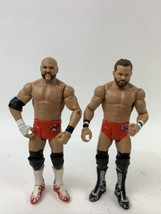 THE REVIVAL WWE MATTEL BASIC BATTLE PACK 45 SCOTT DAWSON DASH WILDER FTR... - $24.72