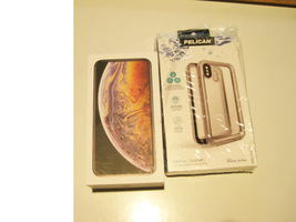 9.3/10 64gb  Sprint/T-mobile  A1921 Iphone Xs Max Bundle! - $549.99
