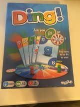 Ding! The Wiggles Card Board Game Family Night Fun Complete Unopened Nib Gift - $12.19