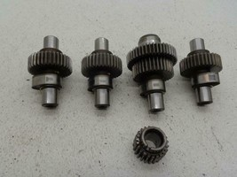 """00-06 Harley Davidson Sportster Cam Camshaft Cams Intake Exhaust 'd"""" With Pinion - $42.95"""