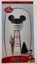 NIB Disney Mickey's Village Water Tower Accessory Department 56 D56 - $47.51