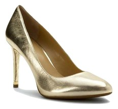 Michael Kors Flex Mid Pump Closed Toe Classic Pumps Size 9.5 - $89.09