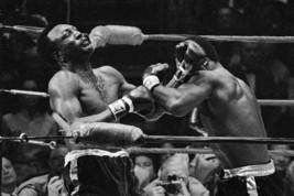 Bob Foster Vs Joe Frazier 8X10 Photo Boxing Picture b/w - $3.95