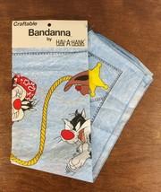 New Craftable Bandana by HAV-A-HANK Looney Tune... - $14.50