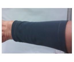 Gray Black Fashion Wristband Wrist Bracelet Cuff Tattoo Cover Up One Pair - $7.00