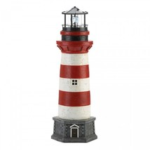 "Solar Lighthouse Statue 21.2"" - $62.80"