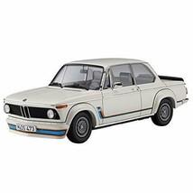 Hasegawa Historic Car HC24 1/24 BMW 2002 Turbo Model Kit Japan New - $28.36