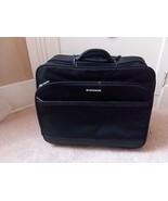 Samsonite Black Mobil Office Rolling Travel Laptop Case - $59.39