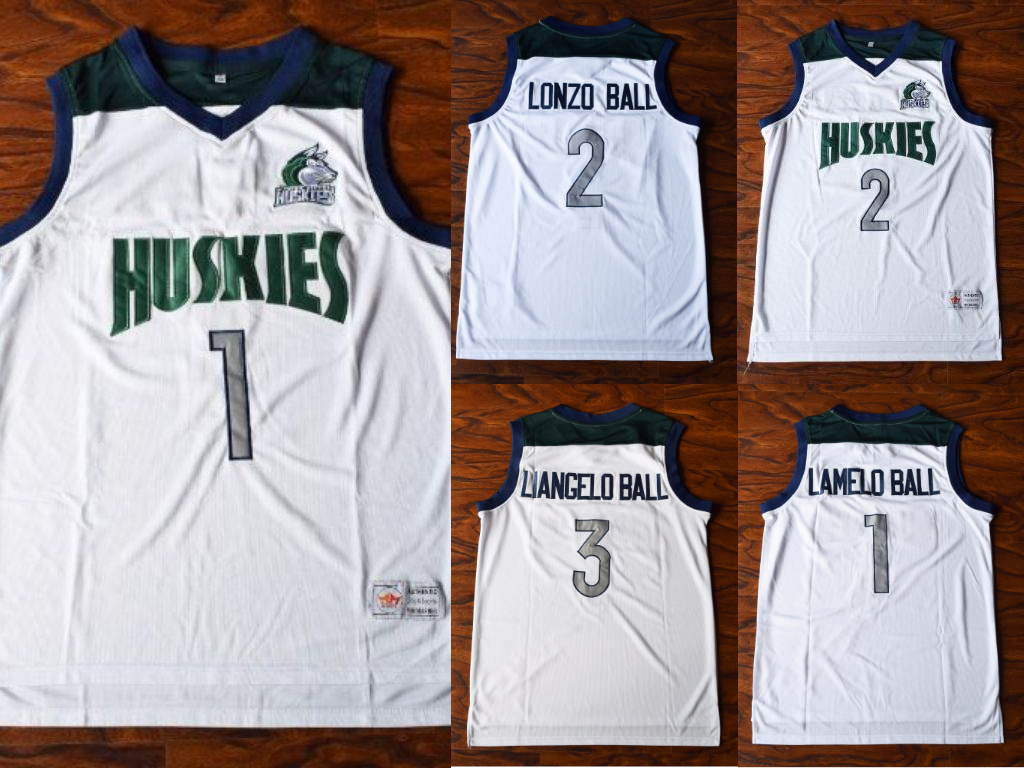 d9f7fd43783 Chino Hills Huskies Basketball Jersey LaMelo and 50 similar items. S l1600