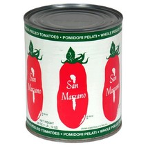 San Marzano, Whole Peeled Tomatoes, 28 oz - $17.46