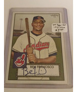 2007 Topps 52 Signatures #BF Ben Francisco : Cleveland Indians - $3.66
