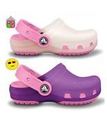 Chameleons Translucent Clog Kids Crocs - $11.98